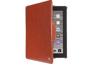 GECKO Cover Slimfit, Bookcover, iPad 2/3/4, Braun