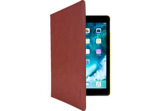 GECKO Easy-Click Cover Tablethülle, Bookcover, Braun, passend für: Apple iPad (2017)
