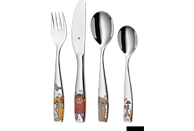WMF 12.8604.9964 Lion King 6-tlg. Kinderbesteck-Set