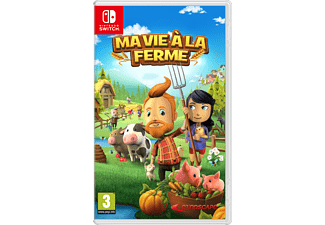 Ma Vie à La Ferme FR Switch