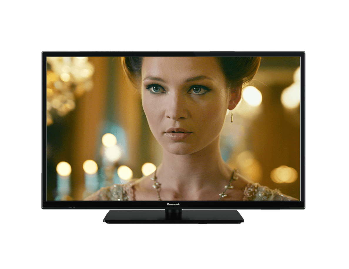 PANASONIC TX-32FW334, 80 cm (32 Zoll), HD, LED TV, 200 Hz BMR, DVB-T2 HD, DVB-C, DVB-S, DVB-S2