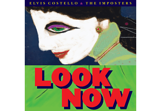 Elvis Costello & The Imposters - Look Now CD
