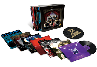 Fall Out Boy - The Complete Studio Albums (Vinyl Box Limited Edition) - (Vinyl)