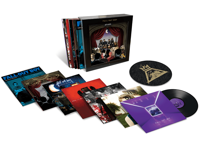 Fall Out Boy - The Complete Studio Albums (Vinyl Box Limited Edition) [Vinyl]