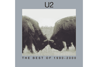 U2 - The Best of 1990-2000 - (Vinyl)