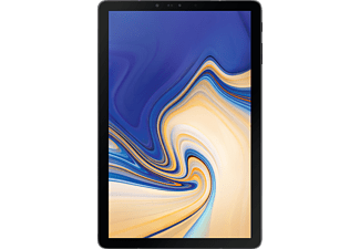 SAMSUNG Galaxy Tab S4, Tablet mit 10.5 Zoll, 64 GB, 4 GB RAM, LTE, Android 8.1, Samsung Experience 9.5, Schwarz