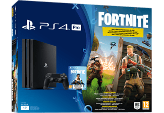 SONY Playstation 4 Pro 1TB inkl Fortnite