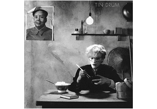Japan - Tin Drum-Half Speed Master? (Vinyl) - (Vinyl)