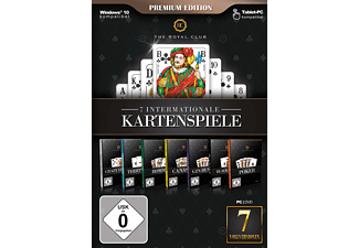 THE ROYAL CLUB KARTENSPIELE INTERNATIONAL - PC