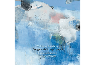 "Wolfgang/koehne Quartett Puschnig - ""Songs with Strings"" Part 1 - (CD)"