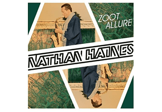 Nathan Haines - Zoot Allure - (CD)