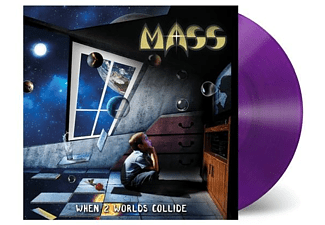 M.A.S.S - When 2 Worlds Collide - (Vinyl)