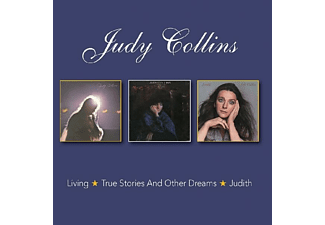 Judy Collins - Living/True Stories/Judit - (CD)