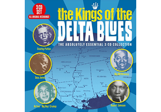 VARIOUS - Kings Of The Delta Blues - (CD)