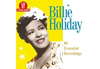 Billie Holiday - 60 Essential Recordings - (CD)