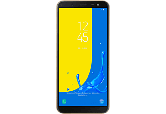 SAMSUNG Galaxy J6 32 GB Gold Dual SIM