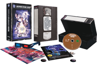 Ready Player One Collector's Edition - Exklusive Blu-ray Edition im VHS Style - (Blu-ray)