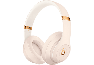 BEATS Studio 3 Wireless, Over-ear Kopfhörer, Headsetfunktion, Bluetooth, Porzellanrosé
