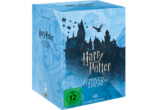 Harry Potter - Complete Collection Abenteuer DVD