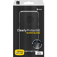 OTTERBOX Clearly Backcover Samsung Galaxy S9  Transparent