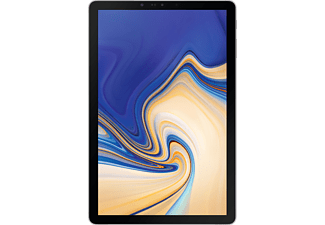 SAMSUNG Galaxy Tab S4 LTE, Tablet mit 10.5 Zoll, 64 GB, 4 GB RAM, LTE, Android 8.1, Samsung Experience 9.5, Grau