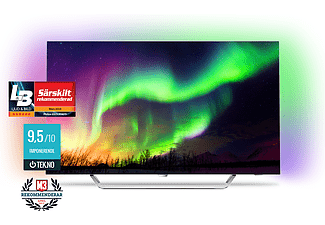 "PHILIPS 65OLED873/12 65"" OLED-TV med 4K och Ambilight"