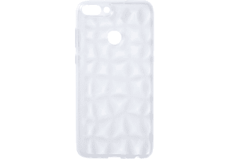 V-DESIGN VDC 005 Backcover Huawei HU P SMART Thermoplastisches Polyurethan Transparent