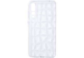 V-DESIGN VDC 014 Backcover Huawei HU P20 PRO Thermoplastisches Polyurethan Transparent