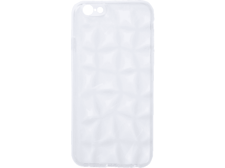 V-DESIGN  VDC 029 Backcover Apple iPhone 6/6S Thermoplastisches Polyurethan Transparent | 04056212034889