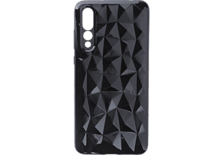 VDC 013 Backcover Huawei HU P20 PRO Thermoplastisches Polyurethan Schwarz