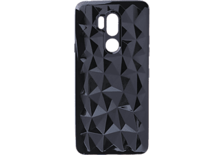 VDC 037 Backcover LG LG G7 THINQ Thermoplastisches Polyurethan Schwarz