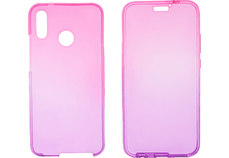 V-LV 057 Full Cover Huawei HU P20 LITE Thermoplastisches Polyurethan Pink/Violett