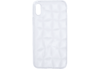 V-DESIGN VDC 035 Handyhülle, Transparent, passend für Apple iPhone X