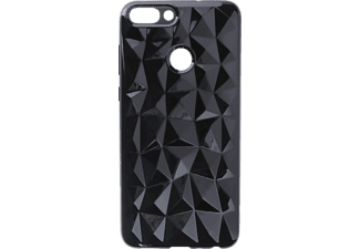 V-DESIGN VDC 004 Backcover Huawei HU P SMART Thermoplastisches Polyurethan Schwarz