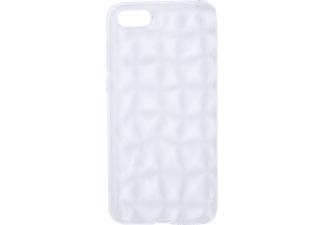 V-DESIGN VDC 017 Backcover Huawei HU Y5 2018 Thermoplastisches Polyurethan Transparent