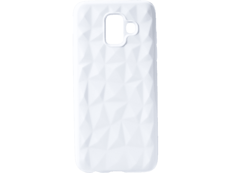 V-DESIGN  VDC 042 Backcover Samsung Galaxy S A6 Thermoplastisches Polyurethan Weiß | 04056212035015