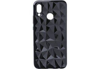 V-DESIGN VDC 010 Backcover Huawei HU P20 LITE Thermoplastisches Polyurethan Schwarz