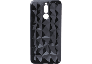 V-DESIGN VDC 001 Backcover Huawei Mate10 LITE Thermoplastisches Polyurethan Schwarz