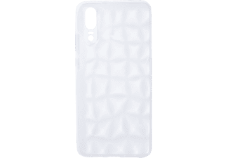 V-DESIGN VDC 008 Backcover Huawei HU P20 Thermoplastisches Polyurethan Transparent