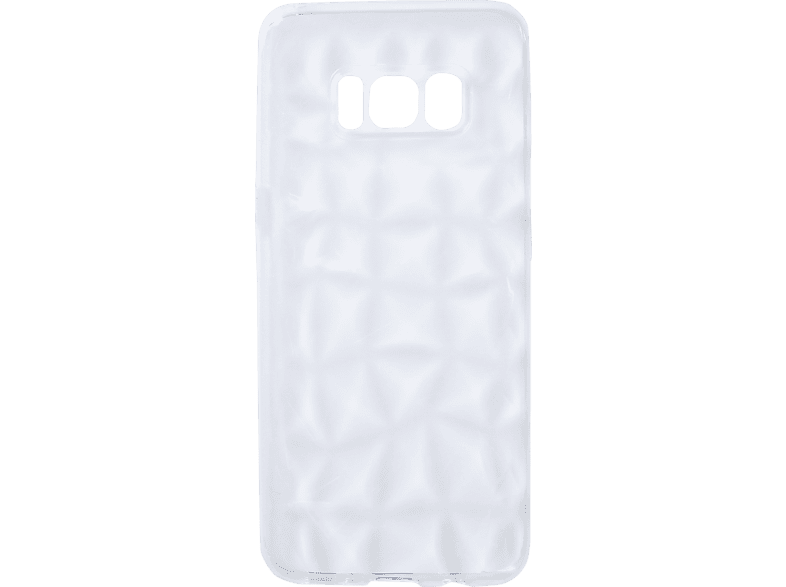 V-DESIGN  VDC 044 Backcover Samsung Galaxy S S8 Thermoplastisches Polyurethan Transparent | 04056212035039
