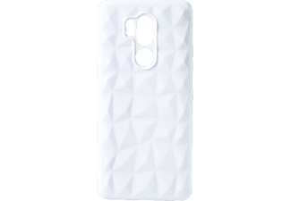 V-DESIGN VDC 039 Backcover LG LG G7 THINQ Thermoplastisches Polyurethan Weiß