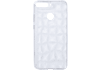 V-DESIGN VDC 020 Backcover Huawei HU Y6 2018 Thermoplastisches Polyurethan Transparent