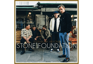 Stone Foundation - Everybody, Anyone (Limited Edition) - (CD + DVD)