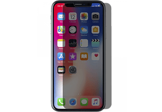 CELLULARLINE Verre trempé Top Secret iPhone X (TEMPGTOPSECRIPH8X)