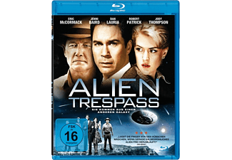 Alien Trespass - (Blu-ray)