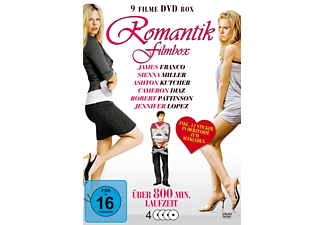 Romantik Film Box - (DVD)
