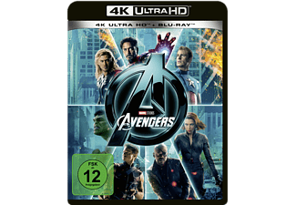 Marvel's The Avengers - (4K Ultra HD Blu-ray)