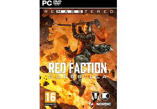 Red Faction Guerilla Re Mars Tered PC