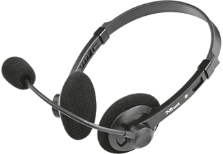 TRUST Casque-micro Chat Lima (21663)