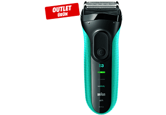 BRAUN 3010 Tıraş Makinesi Outlet